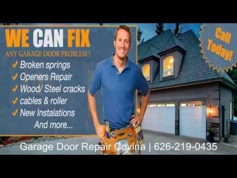 Garage Door Repair Covina 626 219 0435 Garage Door Opener