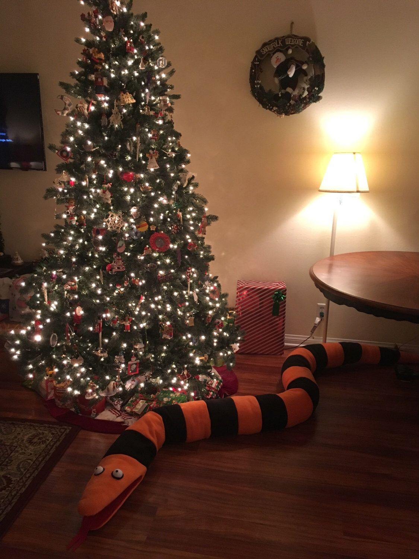 Tree Eating Snake Nightmare Before Christmas in 2018 | Nightmare ...