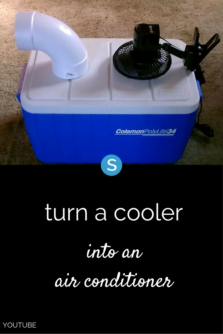 Here's How To Build A Simple DIY Solar-Powered A/C From A ...