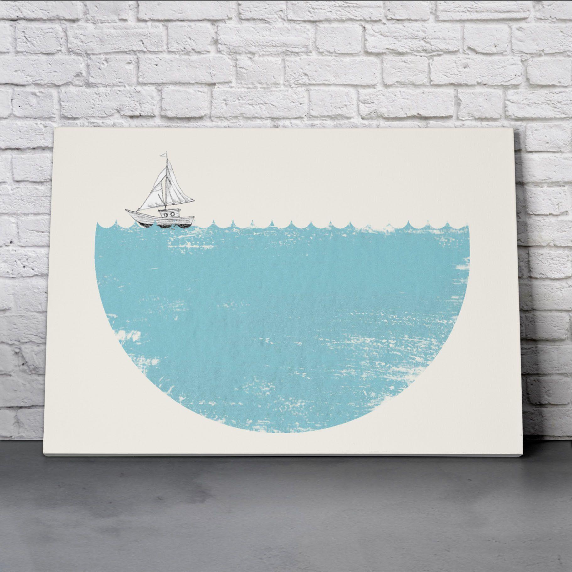 boat by ashley kim wall art prints canvas wall art on kim wall id=89563