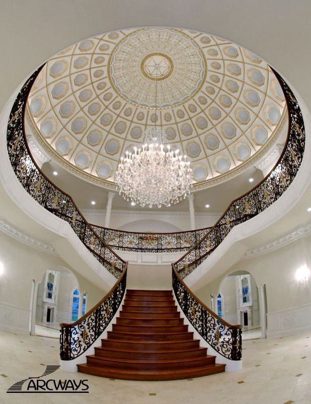 Curved Stairs | Curved Staircase | Circular Staircase | Modern Staircase | Classical Staircase