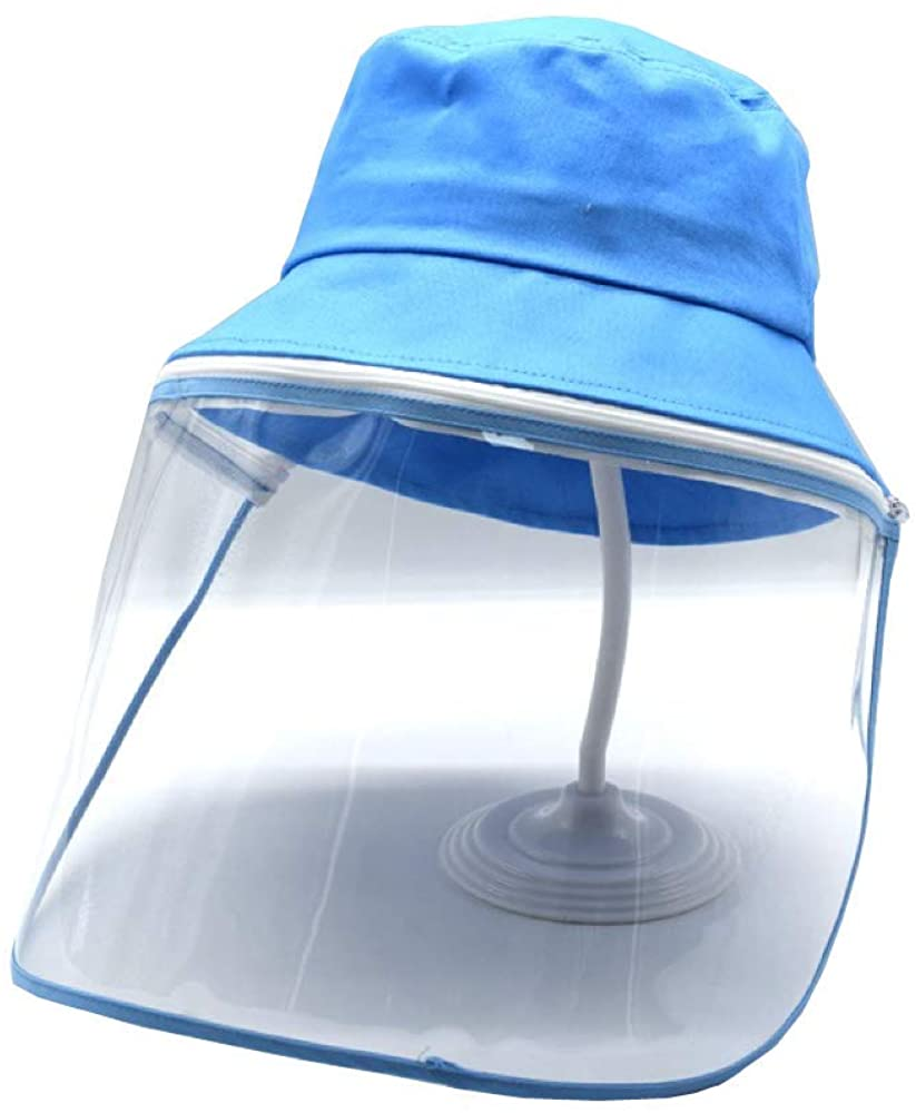 Pin On Kids Face Shield Protective Hats