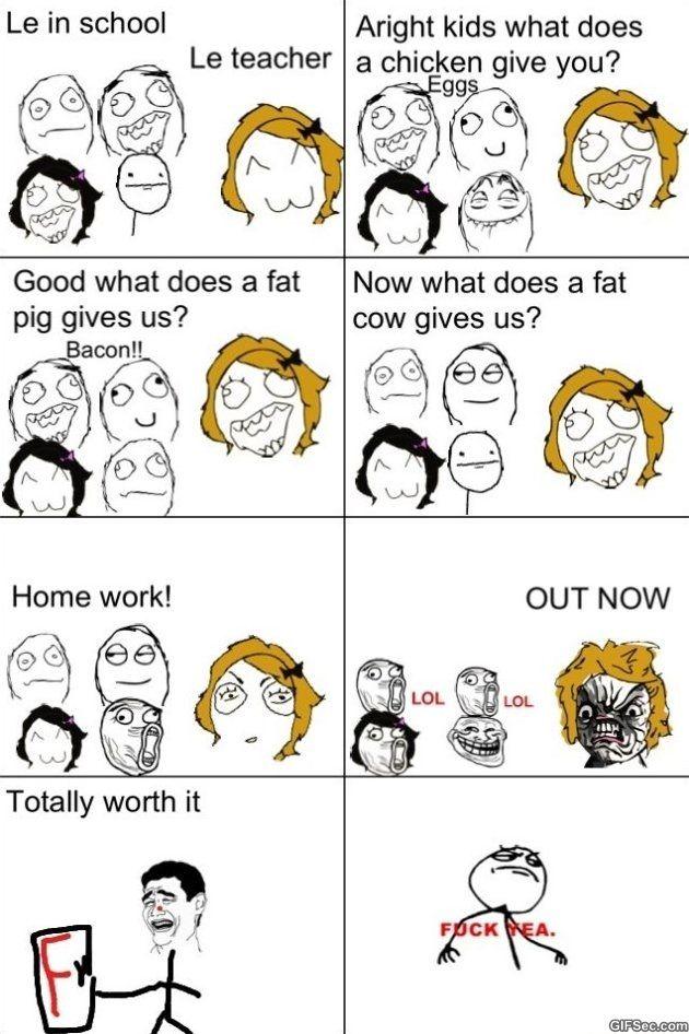 Worth It Rage Comics Funny Memes Stupid Funny Memes