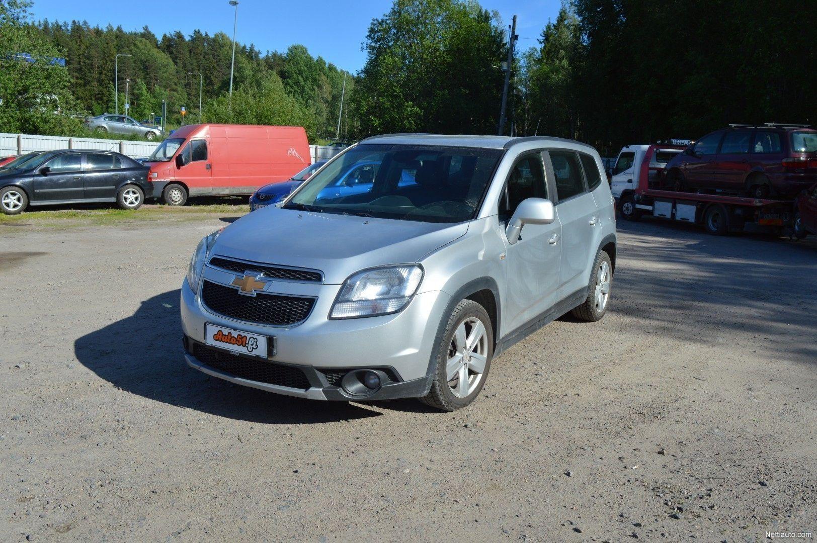 2013 Chevrolet Orlando Ls 4 500