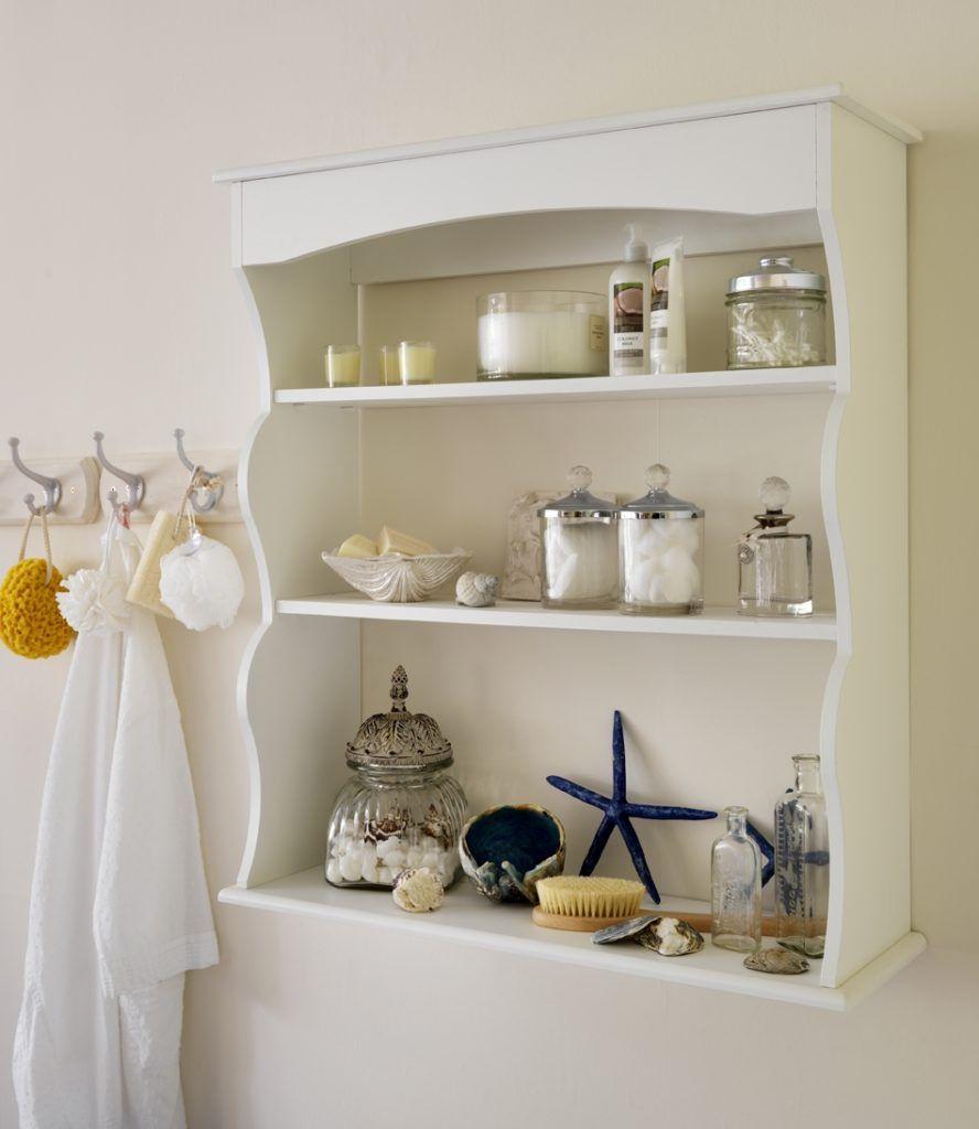 Bathroom Shelves Decorative