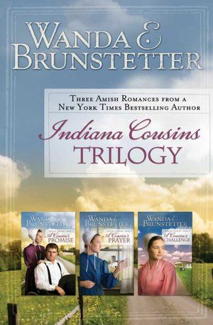 Indiana Cousins Trilogy Amish Romance Books Books Amish Books