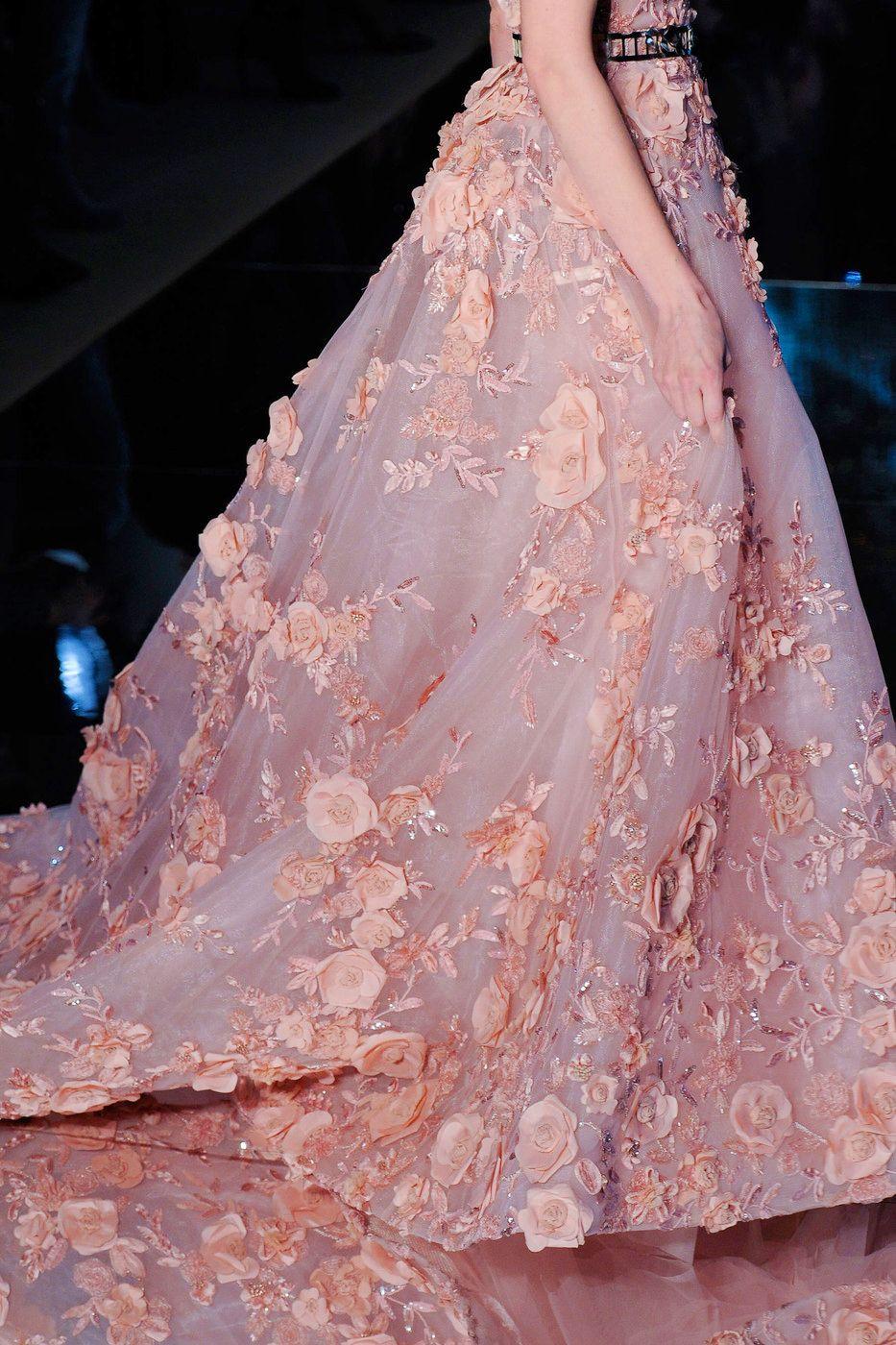 Zuhair murad spring haute couture prom pinterest