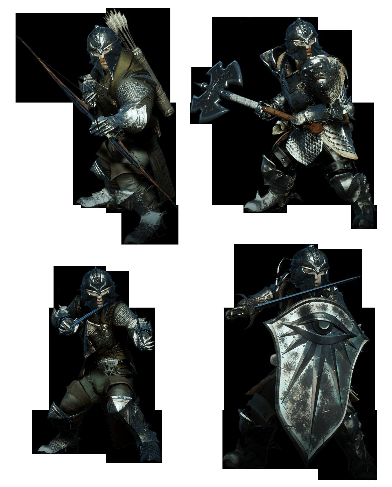 dwarf inquisitor models | Inquisitors in 2019 | Dragon age, Dragon