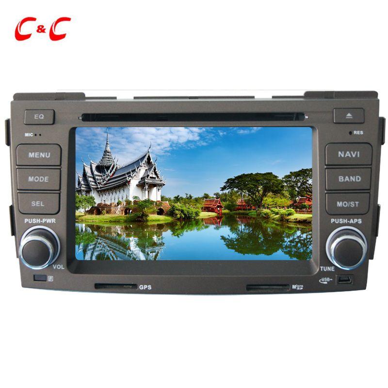 Upgraded Capacitive Screen ! Car DVD Player GPS for Hyundai Sonata