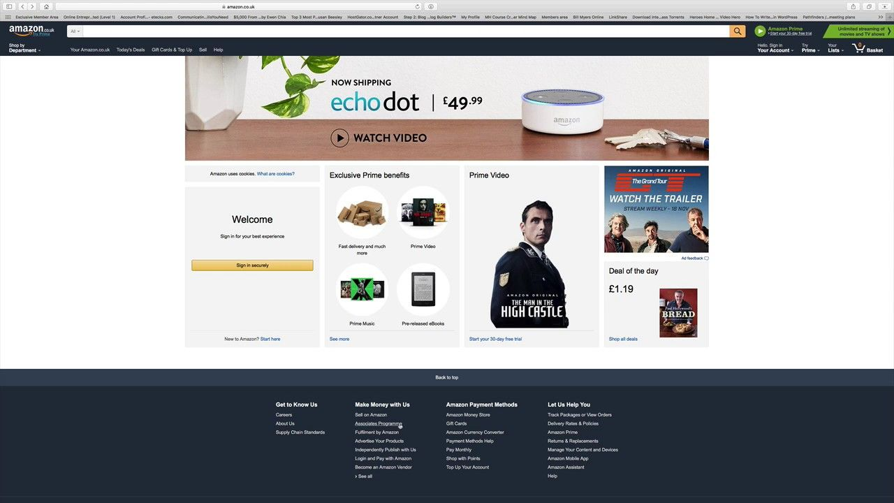 How To Setup An Amazon Affiliate Account And Start Making