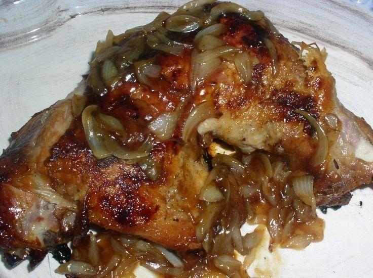 Photo of Hyper melting turkey leg with lemon and honey – Pass me your…