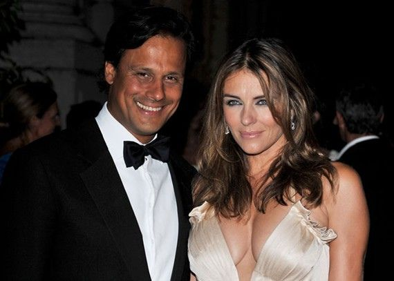 Elizabeth Hurley Is A Judge In London On Wednesday For A Divorce Arun Nayar British Actress And Model In Elizabeth Hurley Wedding Expenses British Actresses