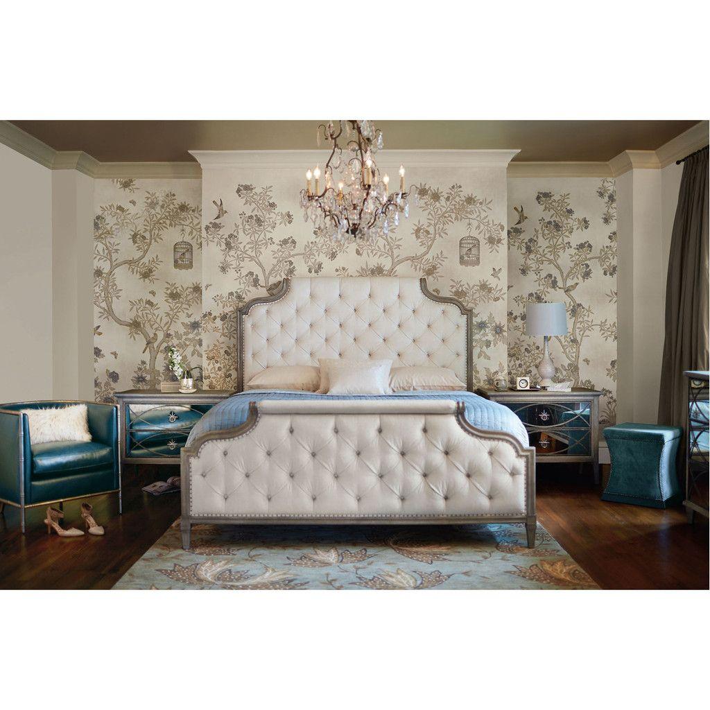 Bernhardt marquesa upholstered bed upholstered beds