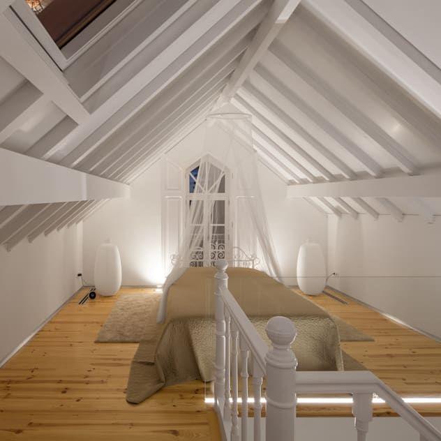 Dachboden ausbauen 30 Inspirationen zum Träumen und ...