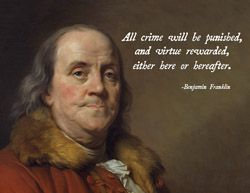 Benjamin Franklin Quotes Ben Franklin Quote On Religion  Quotes To Live Pinterest