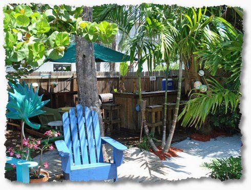 Creating Your Own Tropical Backyard Vacation | Tropical backyard ...