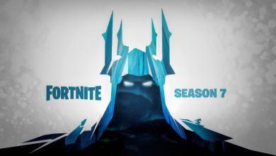 Fortnite Season 7 First Teaser Released Winter Is