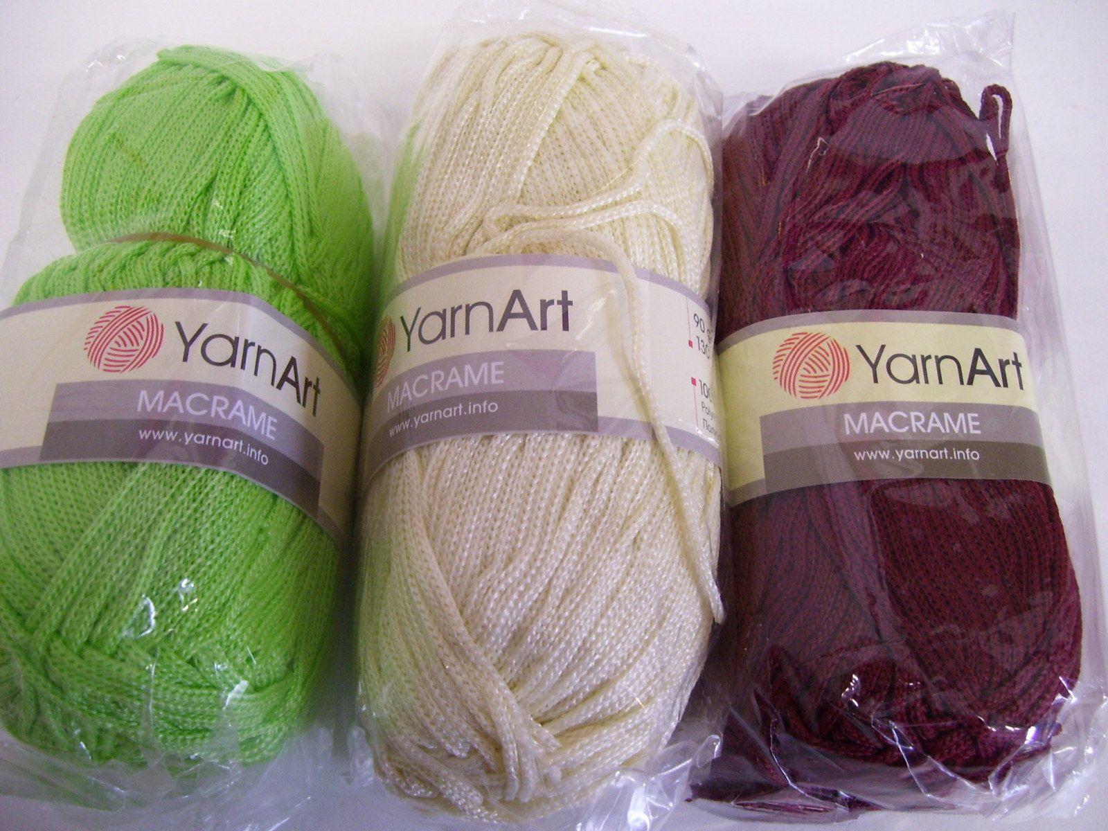 Yarn Art  Macrame Zbo Prodejce Kr Me Ek Alice