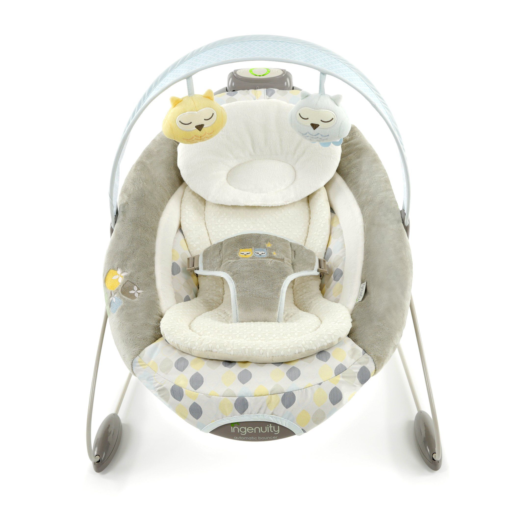 Ingenuity Smartbounce Automatic Bouncer Winslow 30 minutes of