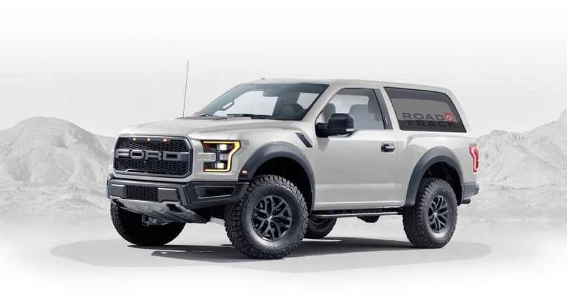 2018 Ford Bronco Production By 2020 Ford Bronco Ford Bronco Concept Ford Trucks