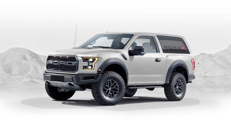 2018 Ford Bronco Production By 2020 Mit Bildern Motive