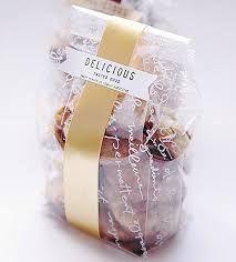 Resultado De Imagen Para Bolsas De Papel Celofan Bakery Packaging Cookie Packaging Cookie Bags