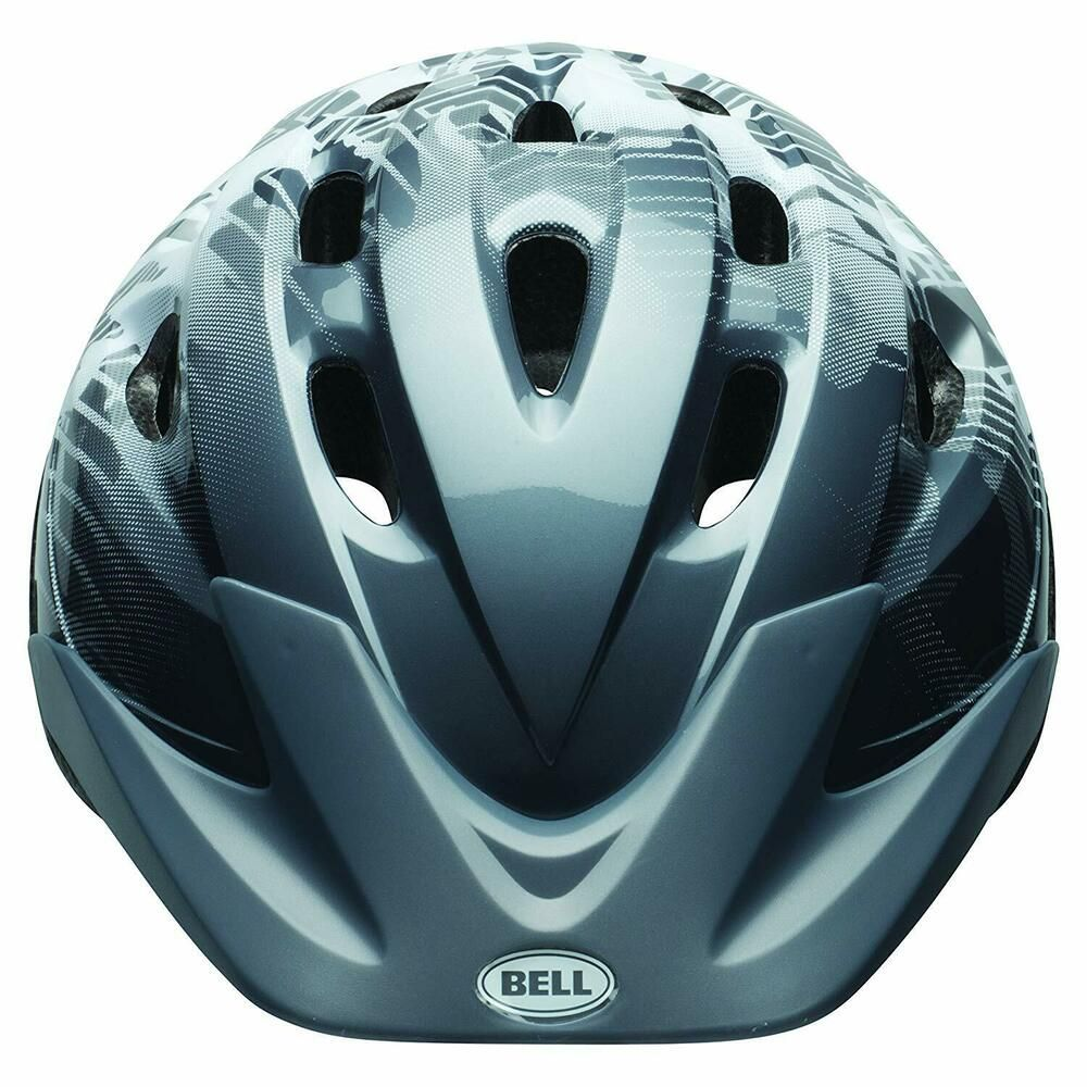Ad Ebay Bell Rally Child Helmet Dark Titanium White Ages 5 8