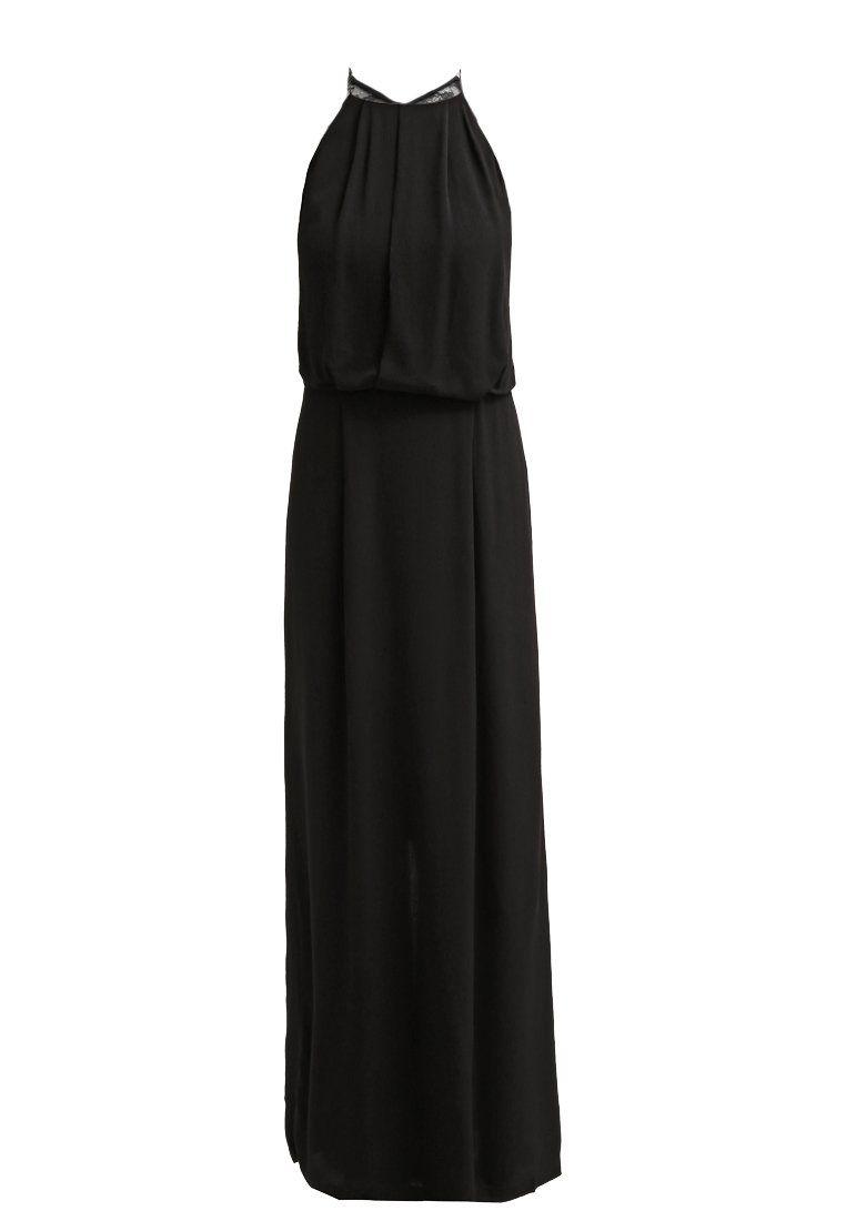 Samsoe Kleid schwarz Maxikleid  Kleider, Outfit, Maxikleid schwarz