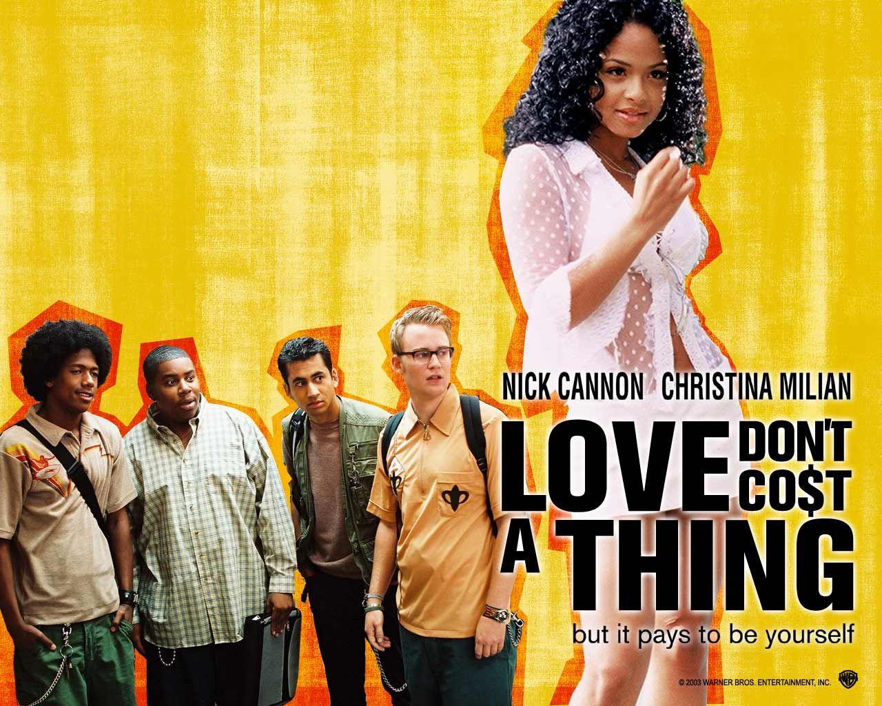 Nick Cannon And Christina Milian Movie
