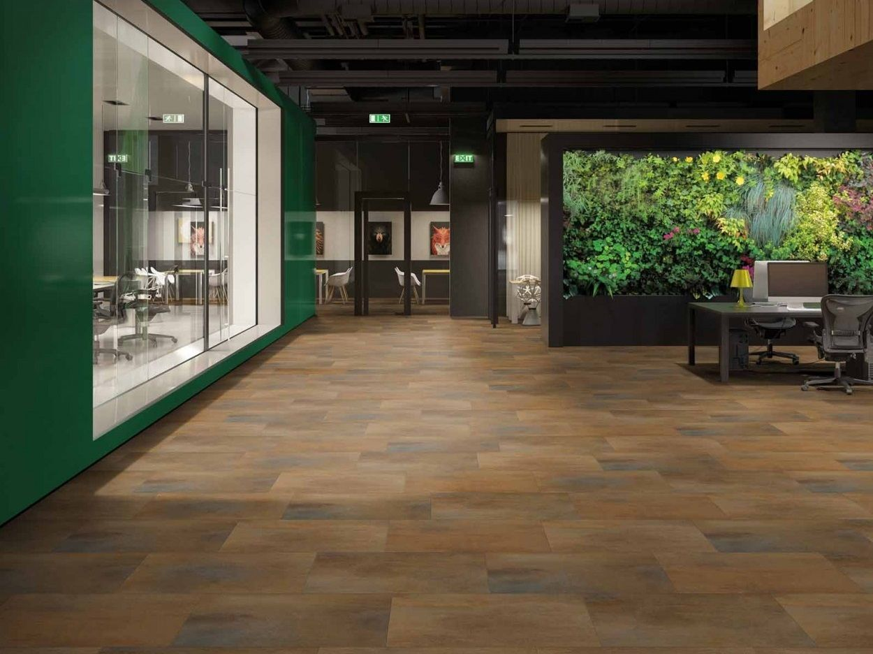 "Gerflor Rigid Lock 55 Acoustic ""0014 Noosa Corten"" (z"