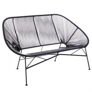 havana bank - schwarz   seats   pinterest   retro und havana, Wohnzimmer dekoo