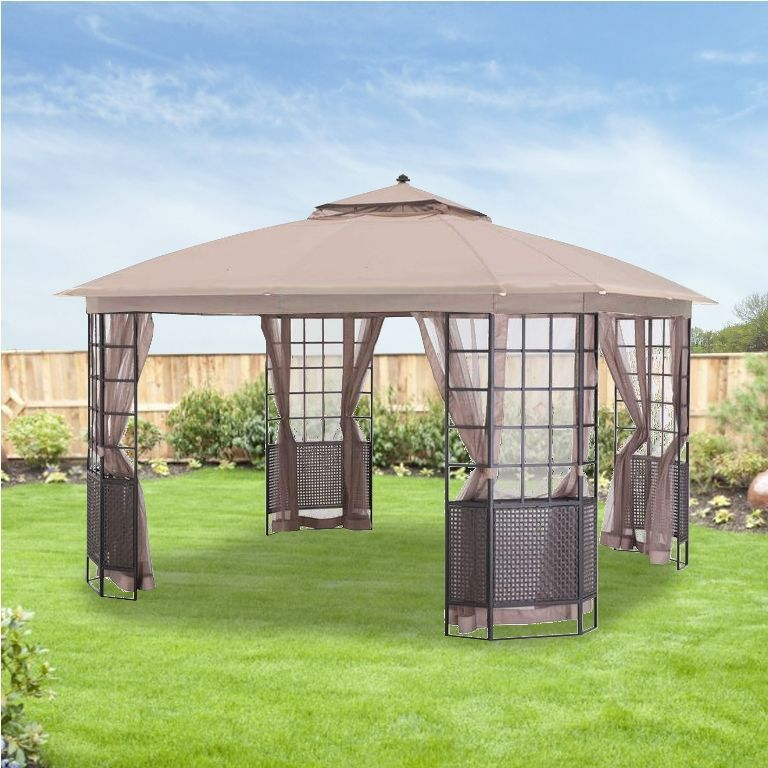 Lovely Gazebo Canopy 10 X 10 Only In Interioropedia Design Gazebopool Canopy Outdoor Outdoor Canopy Lights Gazebo