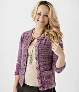 Molly Cardigan Wool sweater from Paint by Numbers. Retails $68. Runs TTS