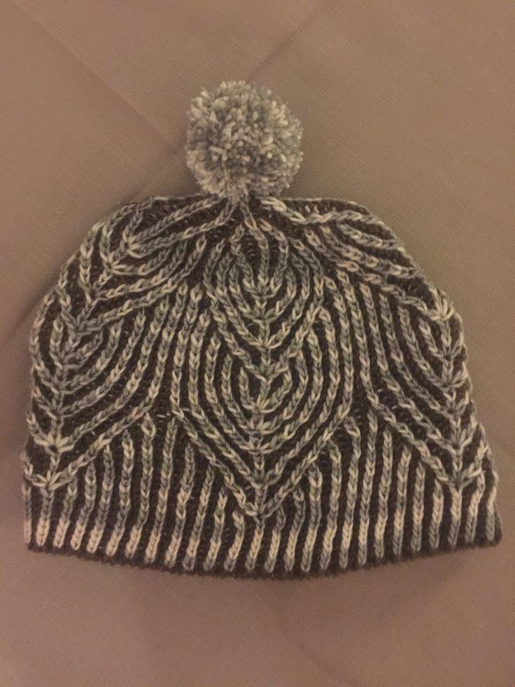 Brioche   Brioche knitting, Hat knitting patterns ...
