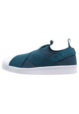Schoenen adidas Originals SUPERSTAR Instappers mineral