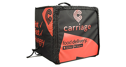 Customized Bags Thermal Bags Pizza Food Delivery Dubai Uae Custom Bags Food Delivery Delivery Bag