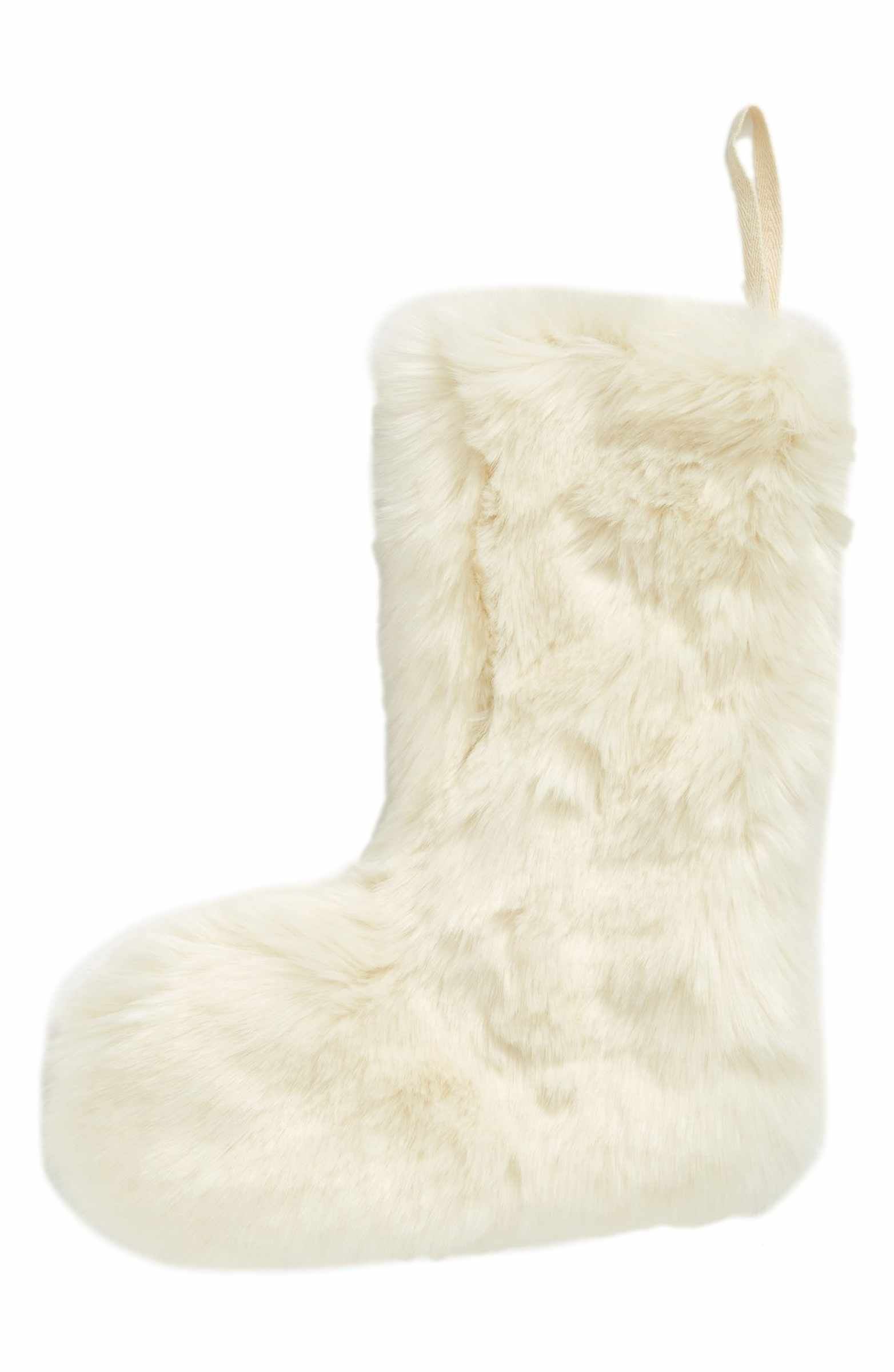 Main Image - Nordstrom at Home \'Cuddle Up\' Faux Fur Christmas ...