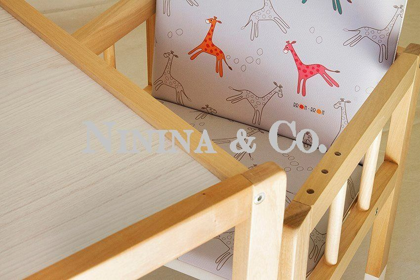 silla para comer con diseño