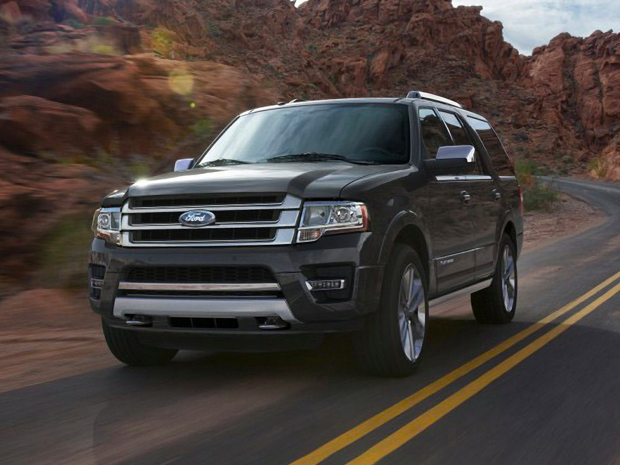 2015 Ford Expedition Magnetic Limited Ford Expedition New Ford