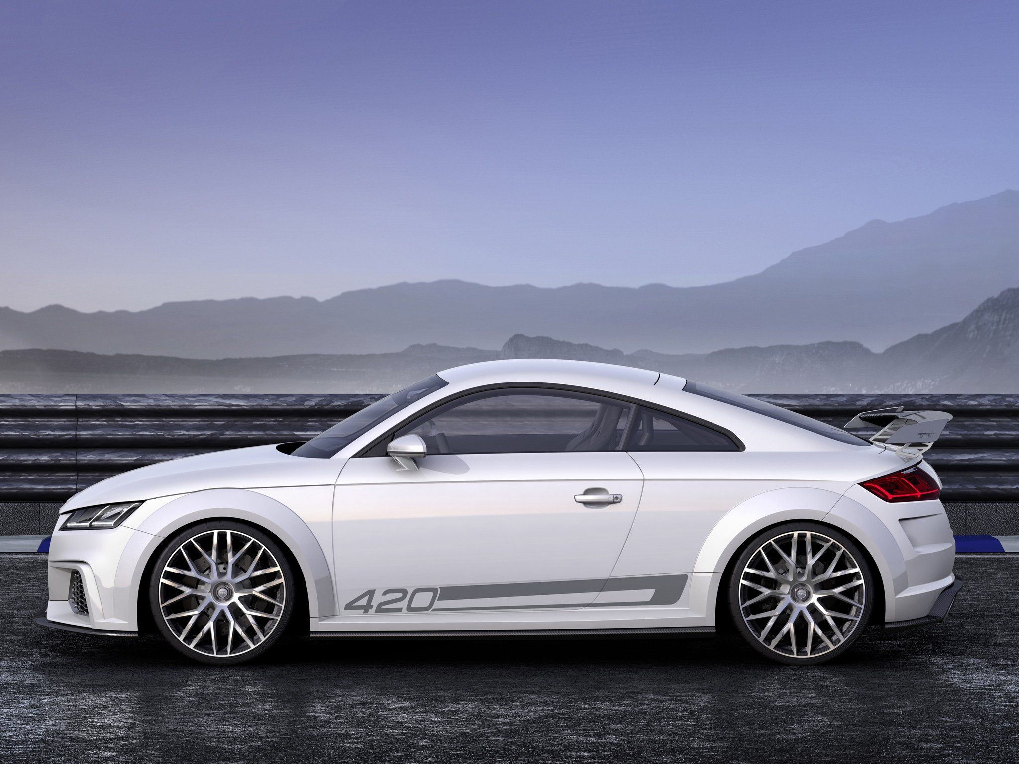 2015 Audi TT HD Background free download with HD quality image for your Computer, Laptop, Smartphone, Tablet