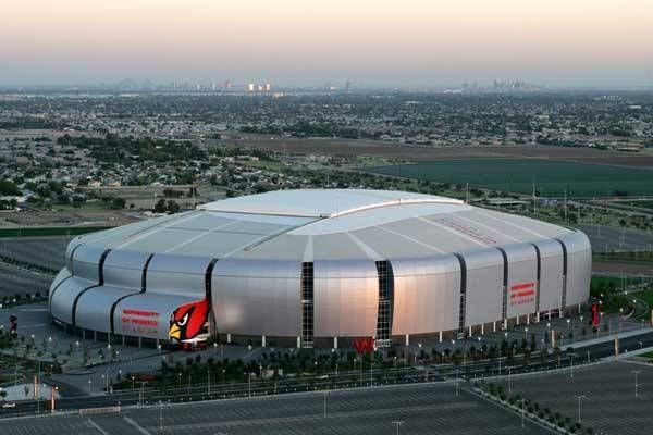Estadio De La Universidad De Phoenix Arizona Casa De Los Arizona Cardinals University Of Phoenix Stadium Football Stadiums Glendale Arizona
