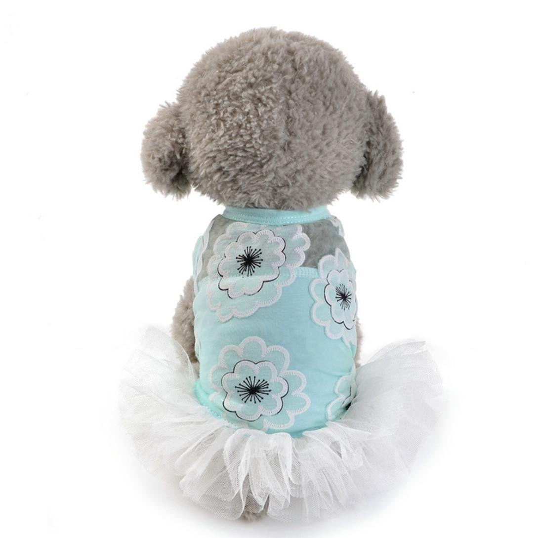 Small Dog Sweater, Amiley Pet Puppy Dog Princess Costume Apparel ...