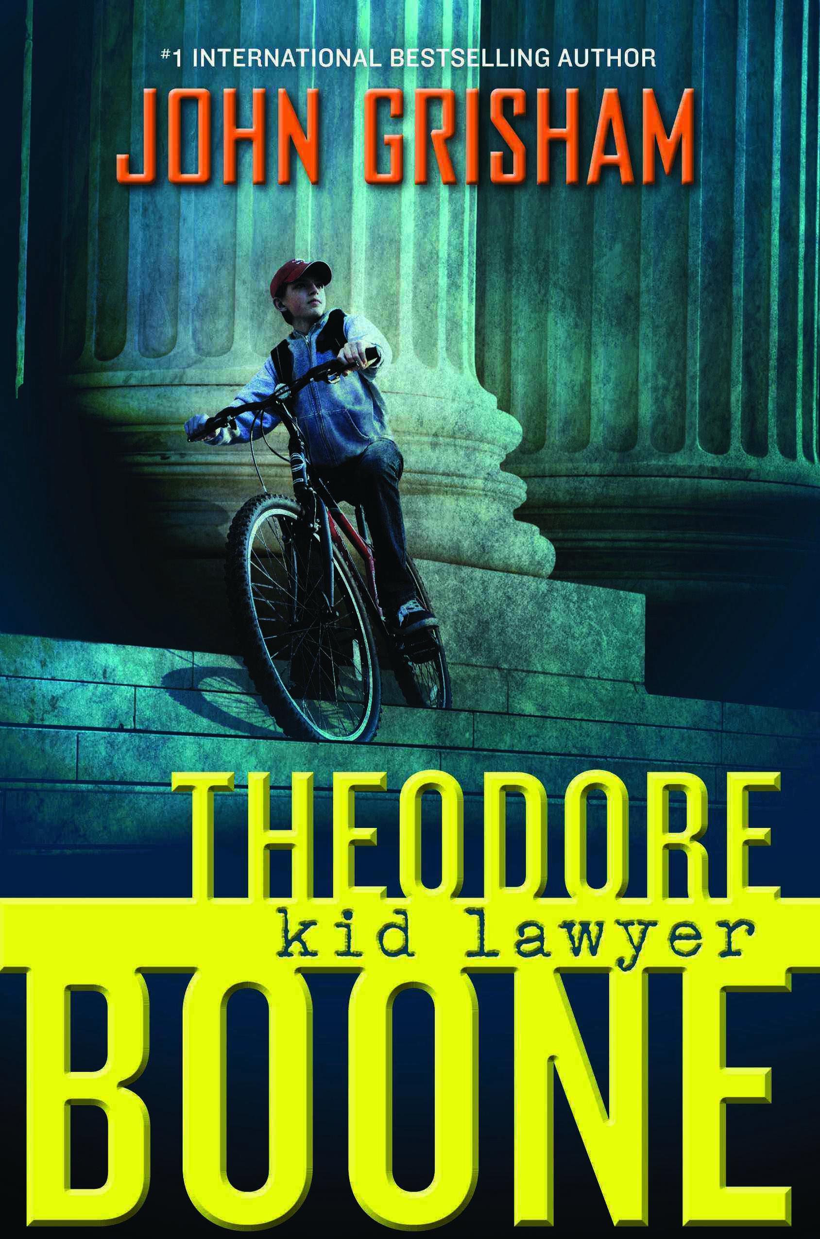 John Grisham Theodore Boon Kid Lawyer I Ve Read The Whole
