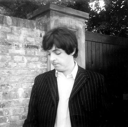 Paul Mccartney 1965