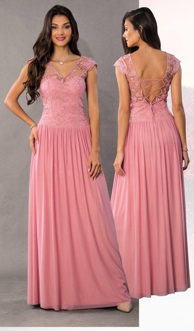 Disponible en tallas 7 y 11 | Vestidos Conservadores | Pinterest ...