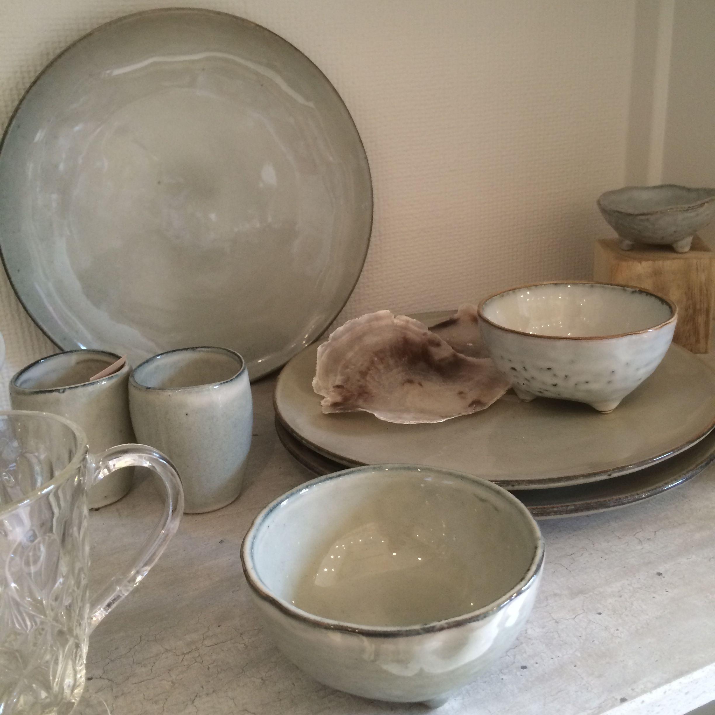 broste copenhagen servies nordic sand ceramica. Black Bedroom Furniture Sets. Home Design Ideas