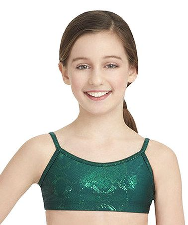 Really. teenage girls wearing green bras amusing idea