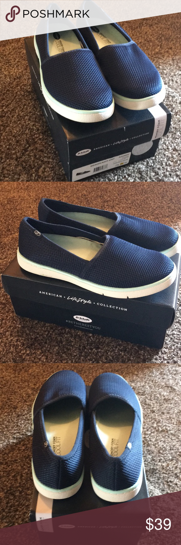 NWT Dr. Scholl's shoes memory foam cool