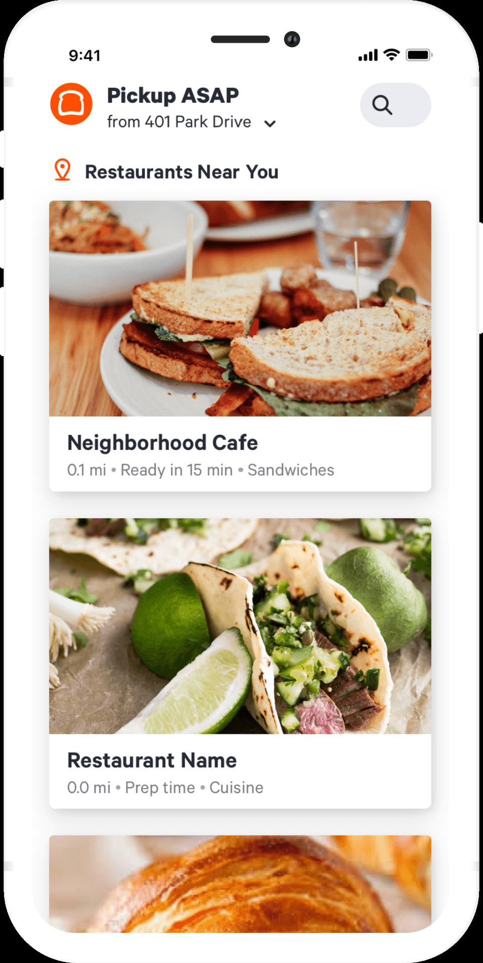 Toast Takeout Restaurant Pickup App In 2020 Vegan Restaurants Sandwich Restaurant Food
