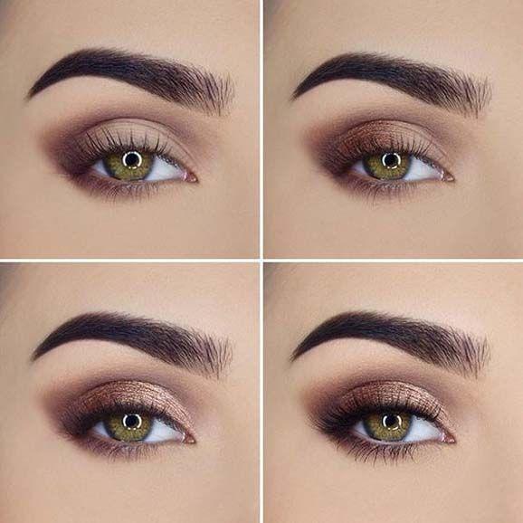 Heres A Neutral Eye Look For Ya Using Sweet Peach Palette Glam